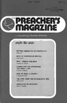 Preacher's Magazine Volume 48 Number 07