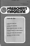 Preacher's Magazine Volume 48 Number 10