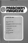 Preacher's Magazine Volume 49 Number 01