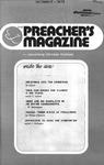 Preacher's Magazine Volume 49 Number 12