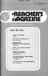 Preacher's Magazine Volume 50 Number 08