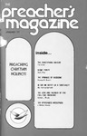 Preacher's Magazine Volume 52 Number 01