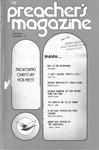 Preacher's Magazine Volume 53 Number 01