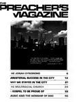 Preacher's Magazine Volume 56 Number 04