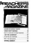 Preacher's Magazine Volume 57 Number 01