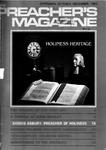 Preacher's Magazine Volume 59 Number 01