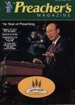 Preacher's Magazine Volume 67 Number 04