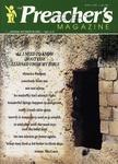 Preacher's Magazine Volume 72 Number 03 by Randal E. Denny (Editor)