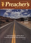 Preacher's Magazine Volume 73 Number 01 by Randal E. Denny (Editor)