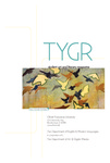 TYGR 2009:  Student Art and Literary Magazine