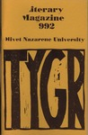 TYGR 1992:  Literary Magazine [of] Olivet Nazarene University