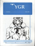 TYGR 1990:  The Literary Magazine of Olivet Nazarene University