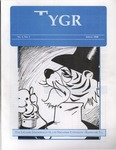 TYGR 1989:  The Literary Magazine of Olivet Nazarene University